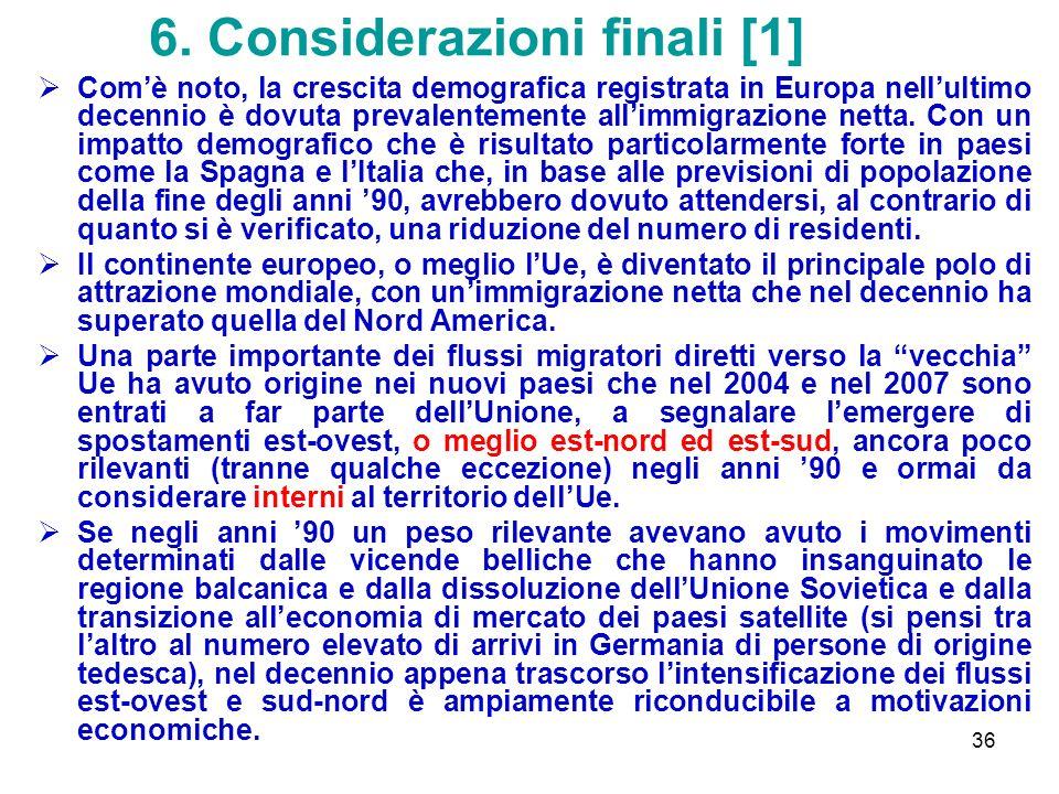 6. Considerazioni finali [1]